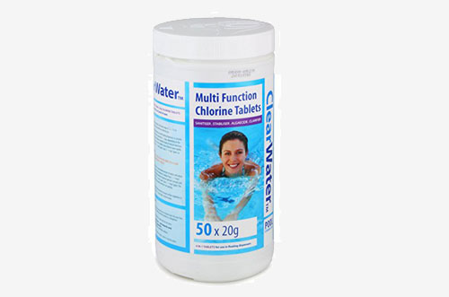 MULTIFUNCTION CHLORINE TABLETS