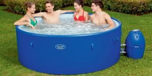 bw54113-2013-layzspa-monaco-4-friends-enjoying-hot-tub