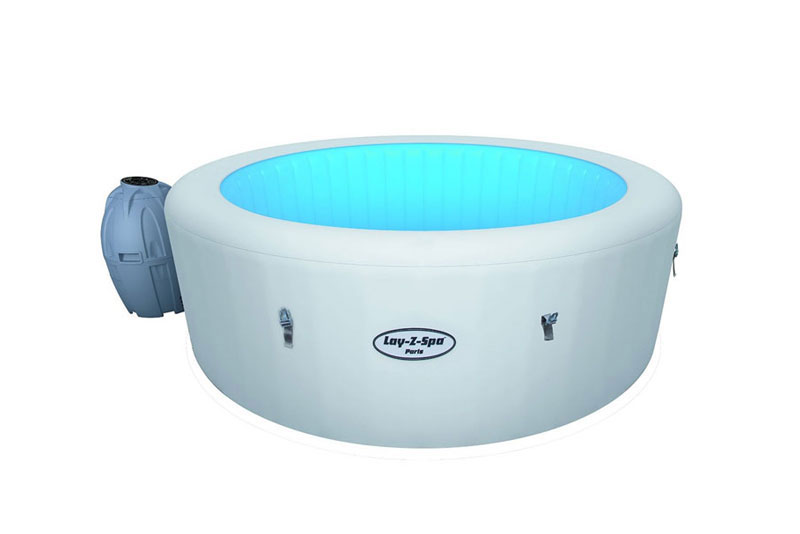 Lay-Z-Spa Paris Hot Tub