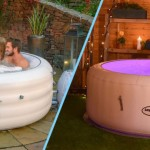 Differences between the Lay-Z-Spa Vegas & Paris Hot Tub