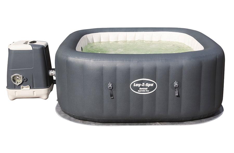 Lay-Z-Spa Hawaii Inflatable Hot Tub Review 2017