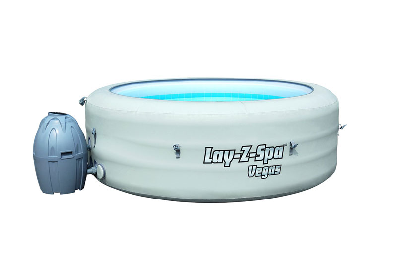 Lay-Z-Spa Vegas Series Portable Inflatable Hot Tub