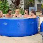 Lay-Z-Spa Monaco 8 Person Inflatable Hot Tub Spa Review