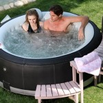 Aqua Jet Regal Deluxe Synthetic Leather Inflatable Hot Tub Review