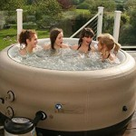 Best Inflatable Hot Tub Ideal for Families