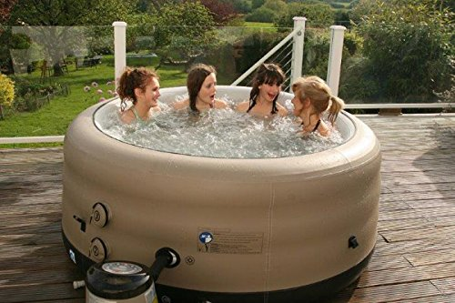 grand rapids plug play inflatable hot tub review. Black Bedroom Furniture Sets. Home Design Ideas