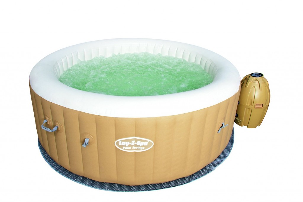 Lay-Z-Spa Palm Springs Hot Tub