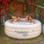 How Much does it Cost to run an Inflatable Hot Tub?