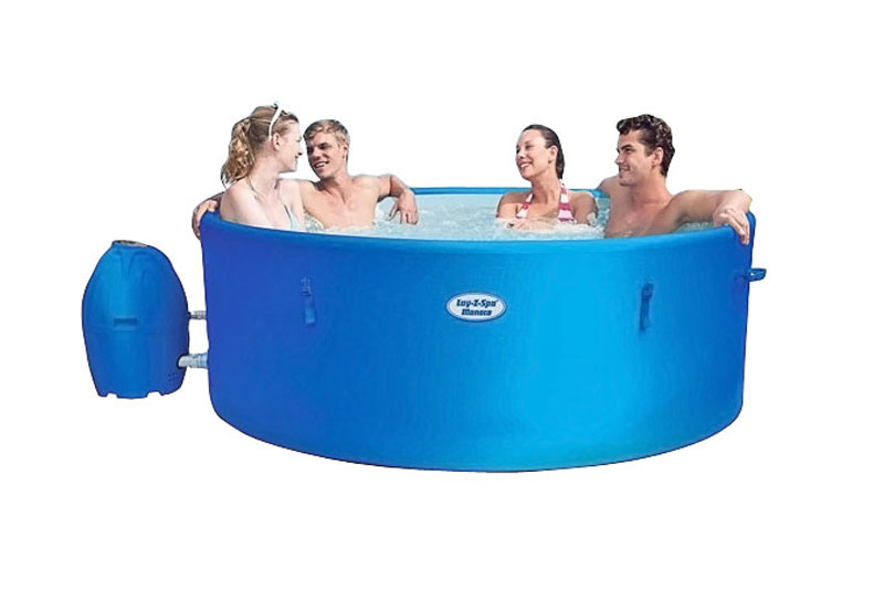 Lay-Z-Spa Monaco 8 Person Hot Tub