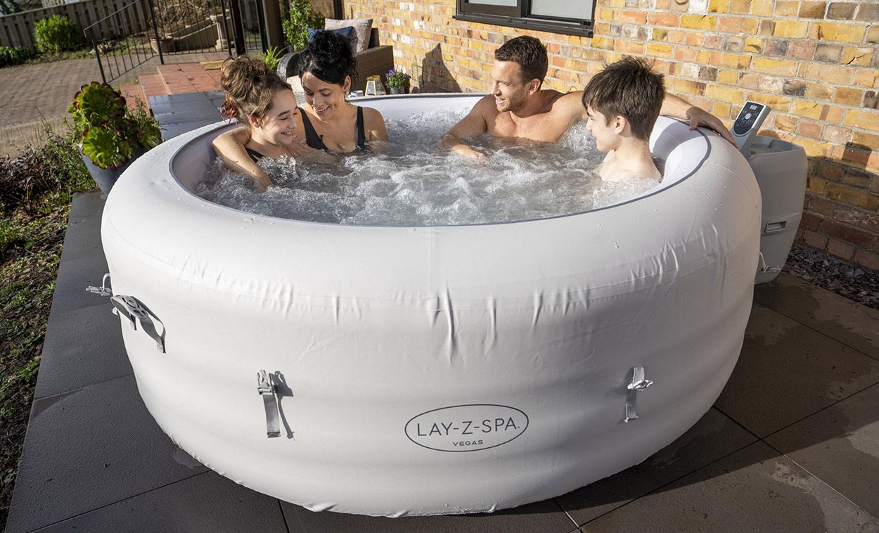 Lay-Z-Spa Vegas Hot Tub