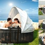 Inflatable Hot Tub Canopy
