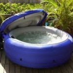 Inflatable Hot Tub Covers