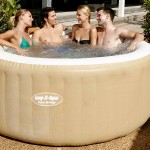 Hiring an Inflatable Hot Tub Spa