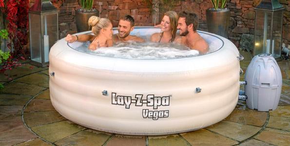 Lay-Z-Spa Vegas Series