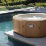 Setting Up Your New Inflatable Hot Tub