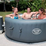 Why Buy an Inflatable Hot Tub?