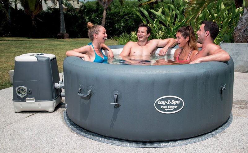 best inflatable hot tub reviews spa comparison reviews. Black Bedroom Furniture Sets. Home Design Ideas