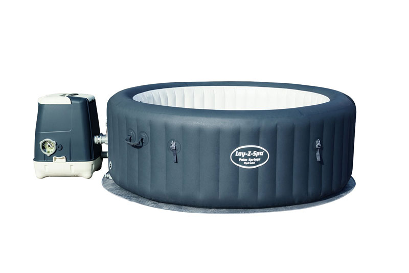 Lay z spa inflatable hot tub differences comparison for The range lazy spa