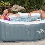 Lay-Z-Spa Siena AirJet Inflatable Hot Tub Review