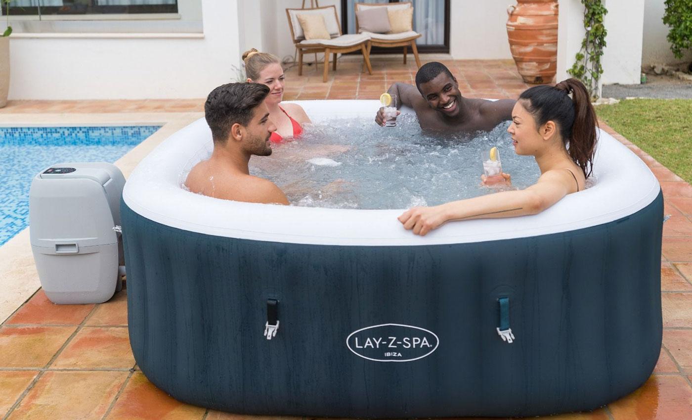 Lay-Z-Spa Ibiza Hot Tub Review