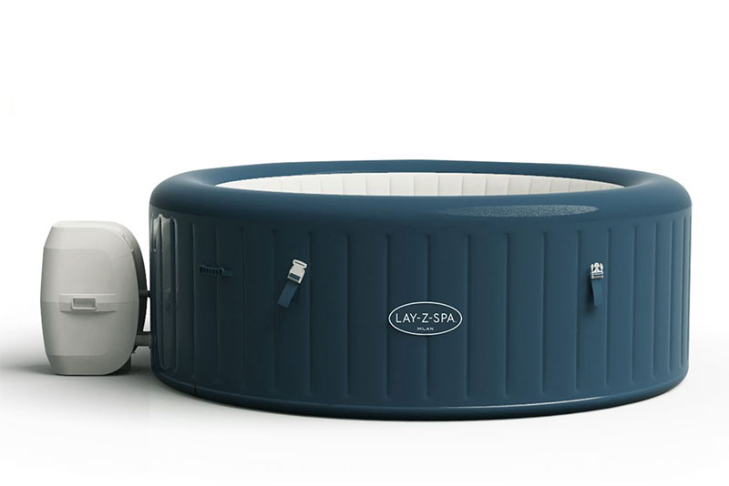 Lay-Z-Spa Milan AirJet Hot Tub Review